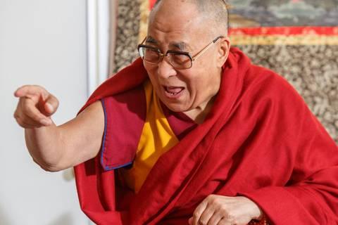 Der Dalai Lama in Hamburg - das habe ich von ihm gelernt