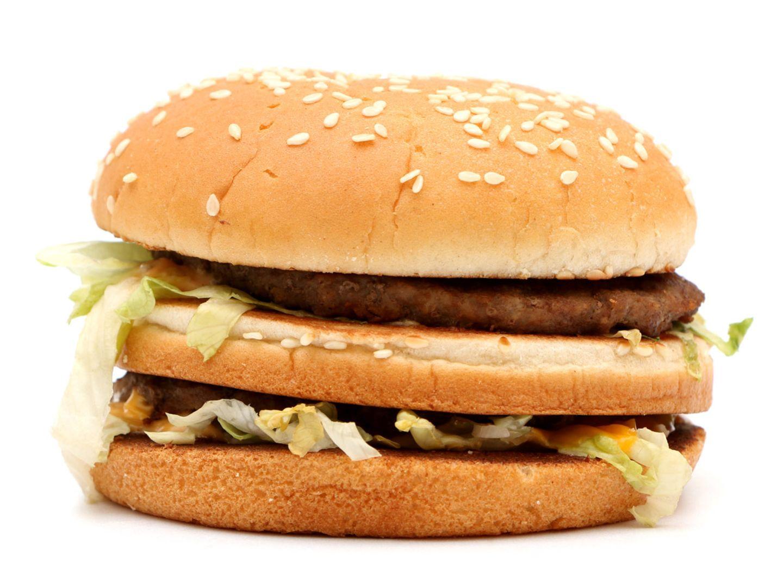 McDonald's-Burger: Was passiert im Körper, nachdem wir einen Big Mac gegessen haben?