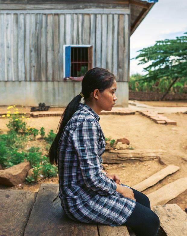 Menschenhandel: Rettung einer Sex-Sklavin: Nitas bewegende