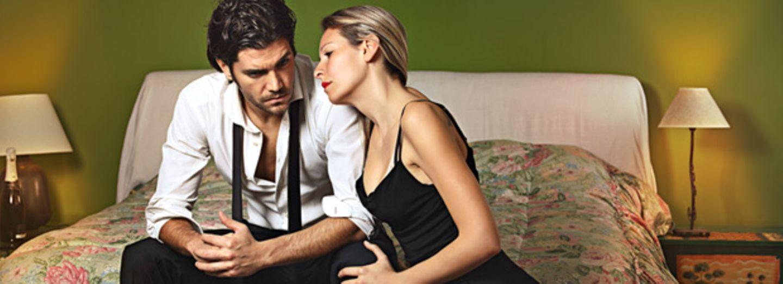 Eine Affäre zu überstehen, stärkt die Beziehung