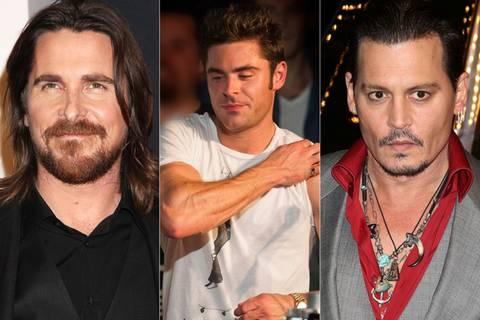 Mit welchem Hollywood-Bad-Boy solltest du eine Nacht verbringen?