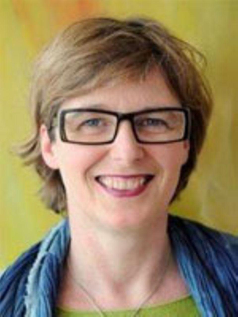Gabrielle Stöcker ist Gynäkologin und Beraterin bei pro familia.