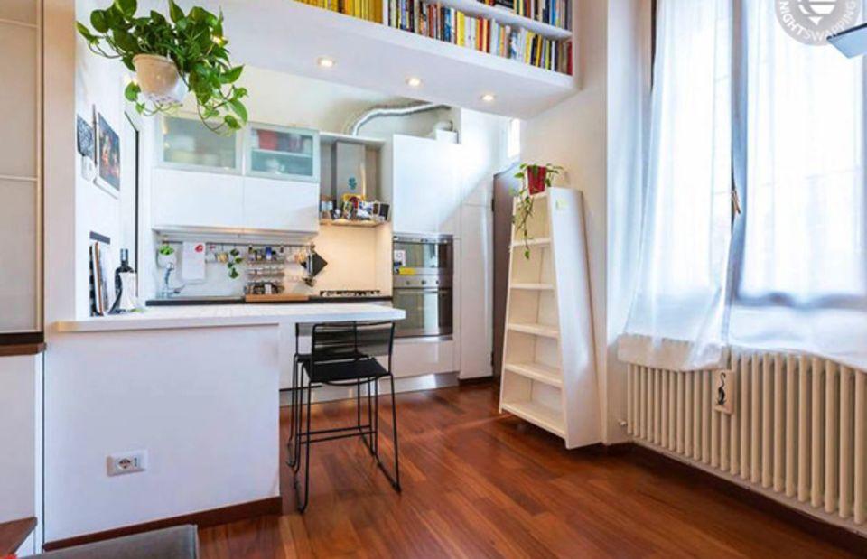 Schöner wohnen in Mailand: Diese Wohnung wird bei Nightswapping zum Tausch angeboten