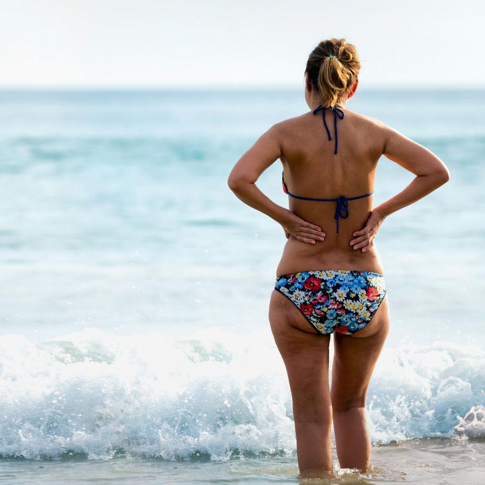 Bikini-Verbot für dicke Frauen