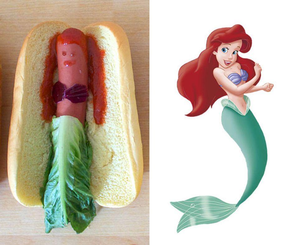So habt ihr die Disney-Prinzessinen noch nie gesehen