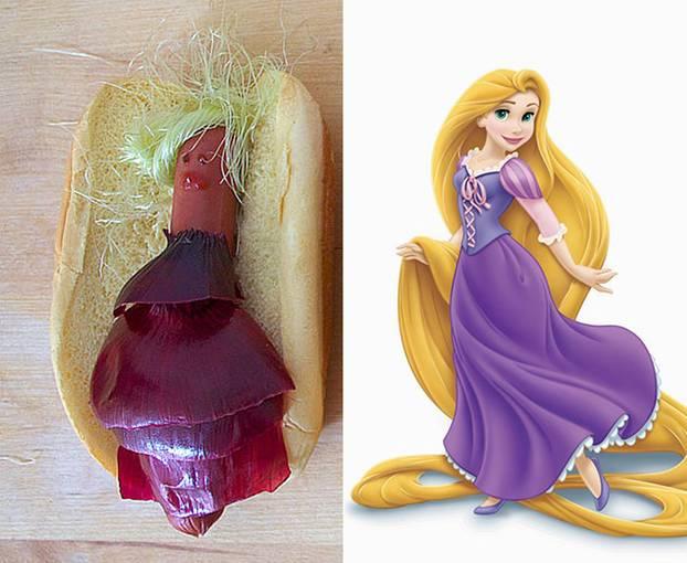 Hot Dog Royale: So habt ihr die Disney-Prinzessinen noch nie gesehen