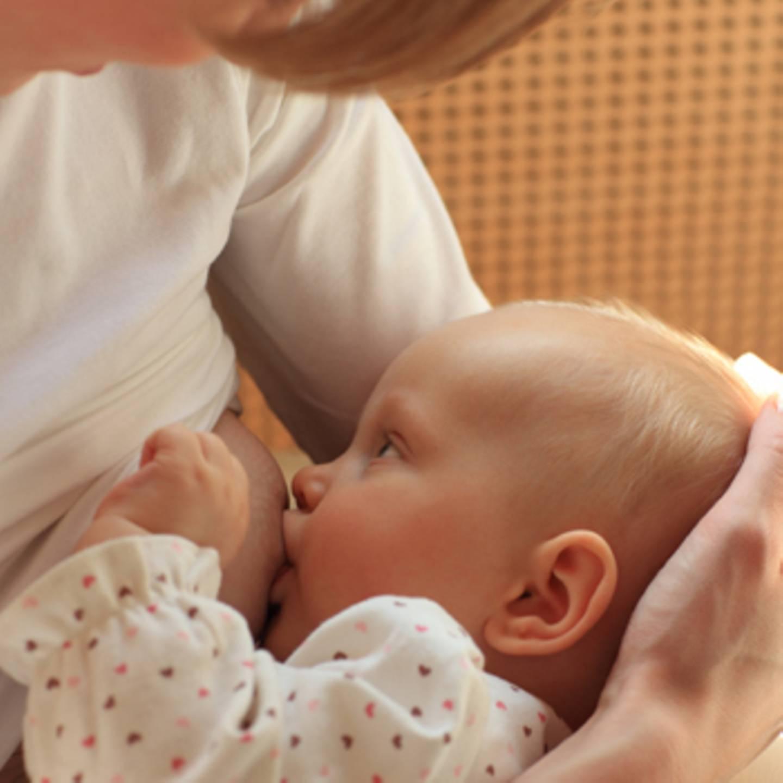 Diät einer stillenden Mutter