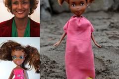 Waris Dirie, Model, Autorin und Aktivistin, ist für Wendy Tsao ebenfalls ein Vorbild. Die gebürtige Somalierin setzt sich gegen Genitalbeschneidung von Mädchen ein.