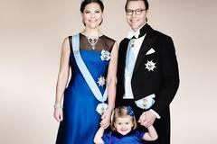 Tolles Foto: So niedlich ist die kleine Schweden-Prinzessin Estelle!