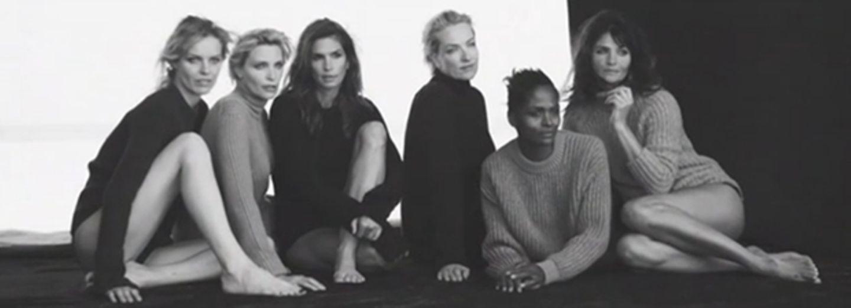 Die Supermodels der 90er sind wieder vereint
