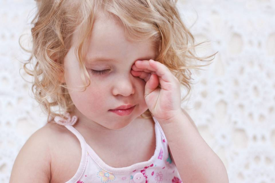 Diese Tabelle verrät die beste Schlafenszeit für euer Kind