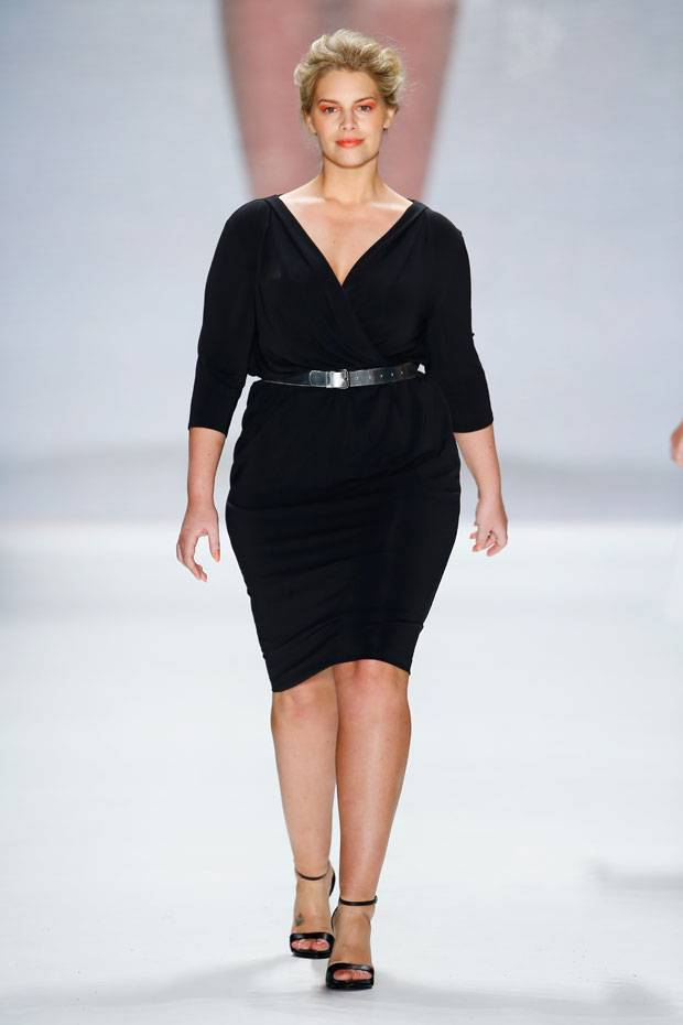Fashion Week Berlin: Applaus für die Plus-Size-Models bei ...