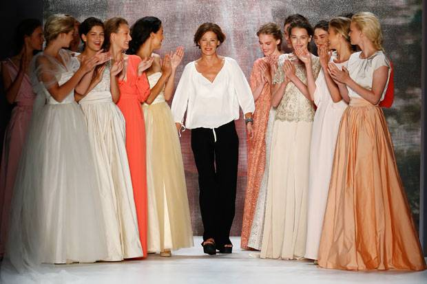 Fashion Week Berlin: Applaus für die Plus-Size-Models bei Eva Lutz