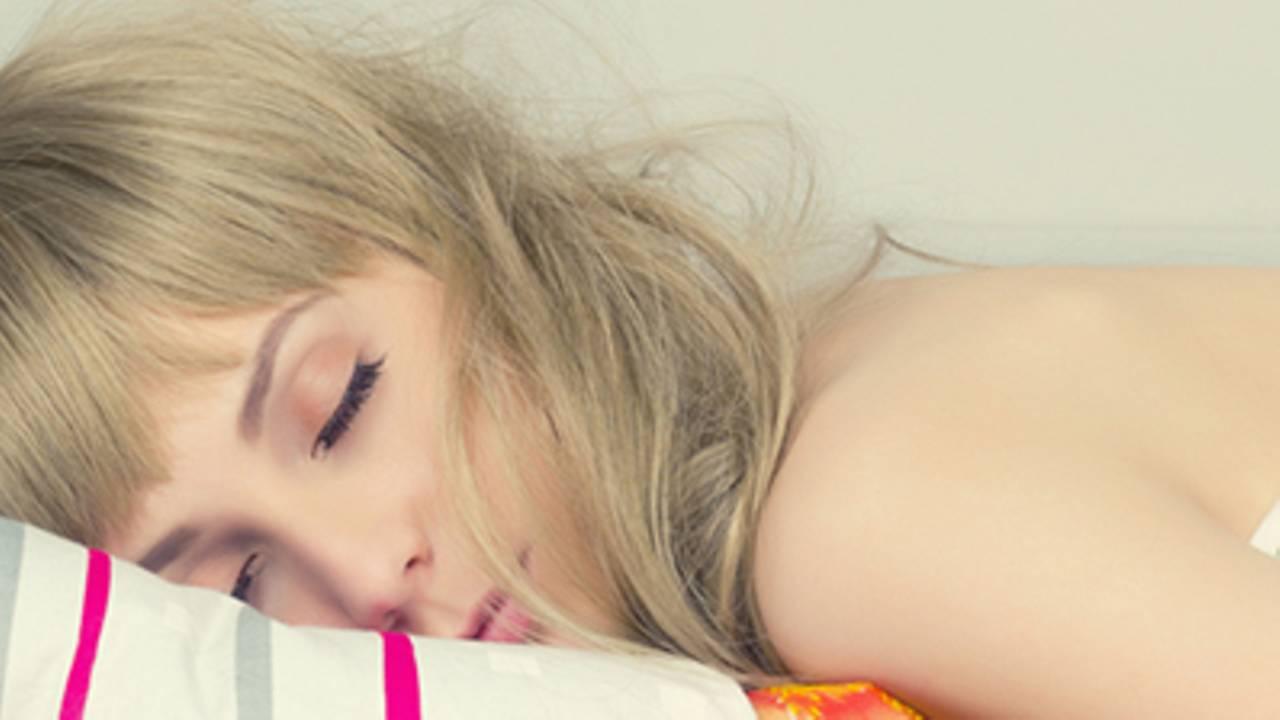 Lange haare beim schlafen zusammenbinden