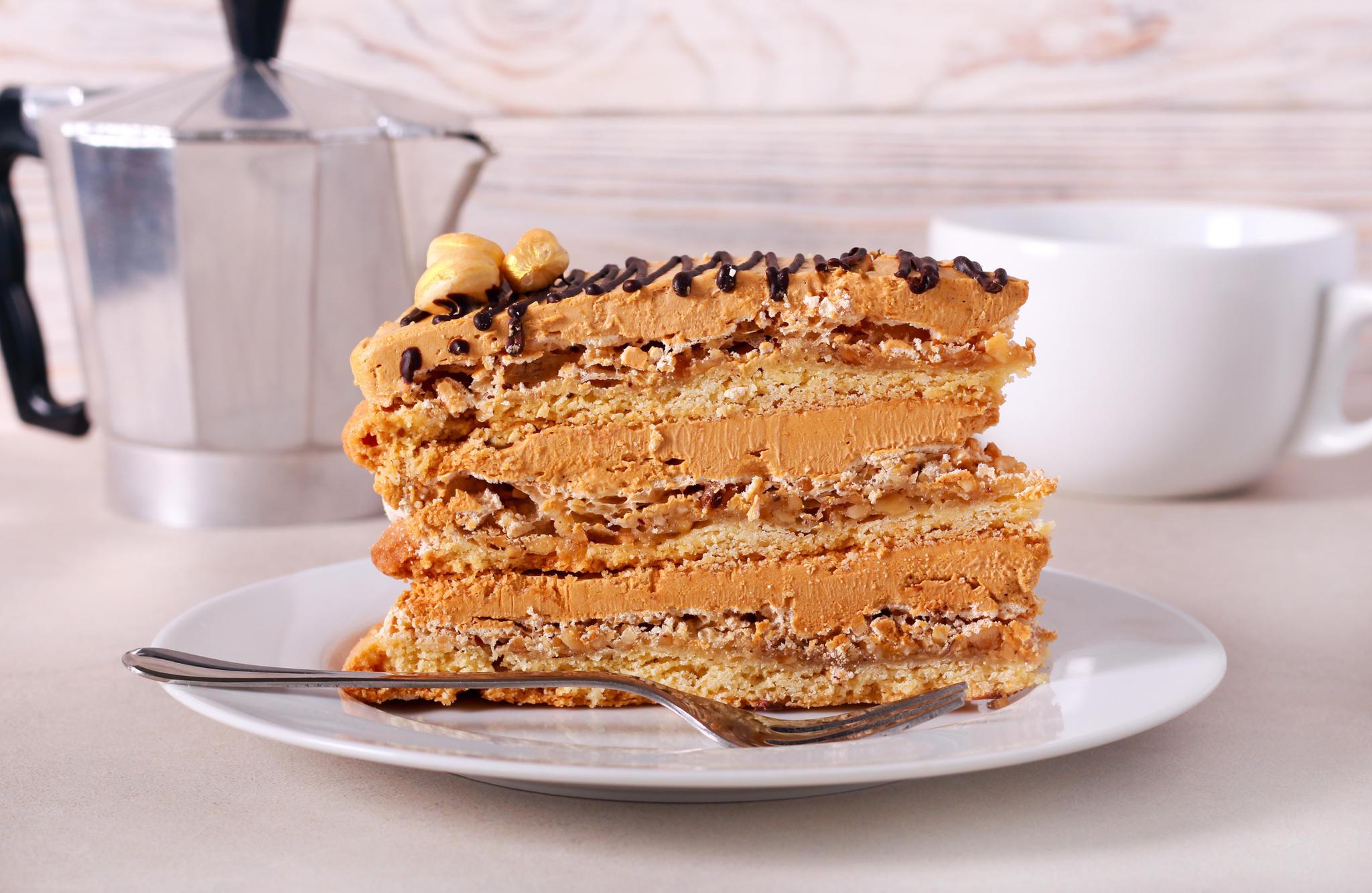 Backen Snickers Kuchen Soooo Schokoladig Brigitte De