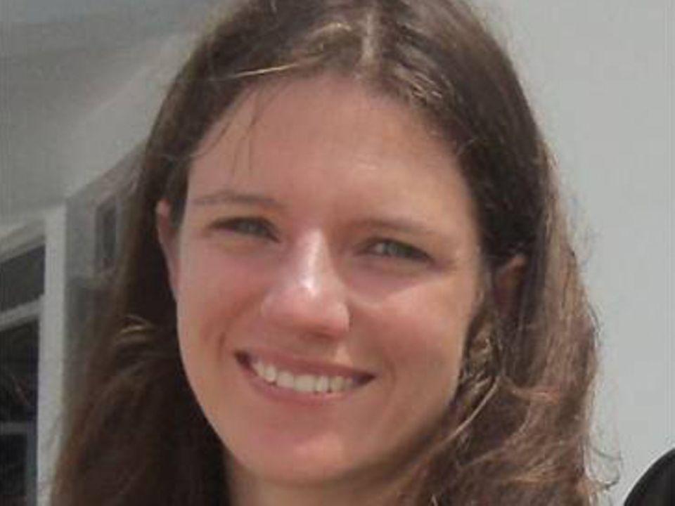 Nadine Baur, 35, ist Mutter einer vierjährigen Tochter. Sie hat die Elternzeit mit einem Masterstudium im Bereich Marketing verknüpft und ist zurzeit auf Jobsuche.
