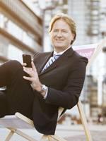 """Anti-Stress-Tipps: Frank Behrendt, Vorstand der PR-Agentur """"Fischer Appelt"""""""