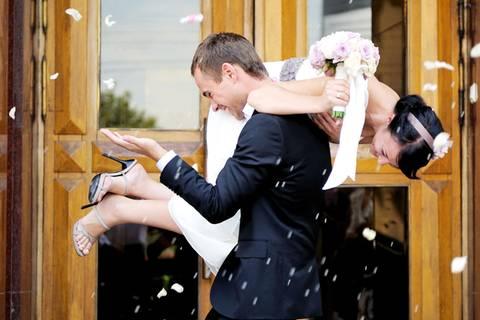 DAS ist das ideale Hochzeitsalter!