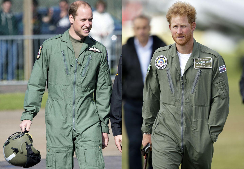 William oder Harry - Wem steht's besser?