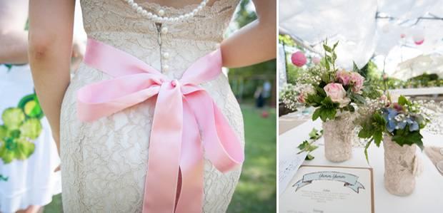 Frauen erzählen: Ich habe mein Hochzeitskleid selbst genäht