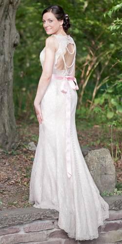 Frauen erzählen: Ich habe mein Hochzeitskleid selbst genäht ...