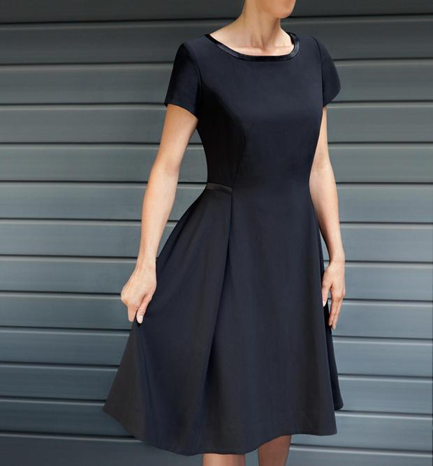 3b4fbffa819 выкройка маленького черного платья - Самое интересное в блогах