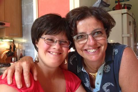 Silvia hat Down-Syndrom - und ihr Abi mit Bestnote bestanden