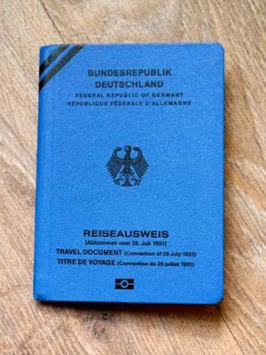 Inzwischen ist Anas anerkannter Flüchtling und kann innerhalb Europas reisen.