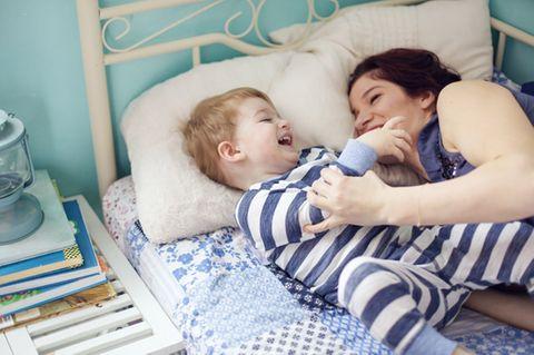 """""""Mamiklub"""": Isabell Horn zeigt, wie das Leben als Mutter wirklich ist"""
