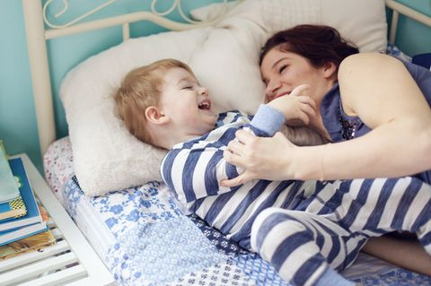 7 Dinge, die gute Mütter tun - und die ich jetzt sein lasse