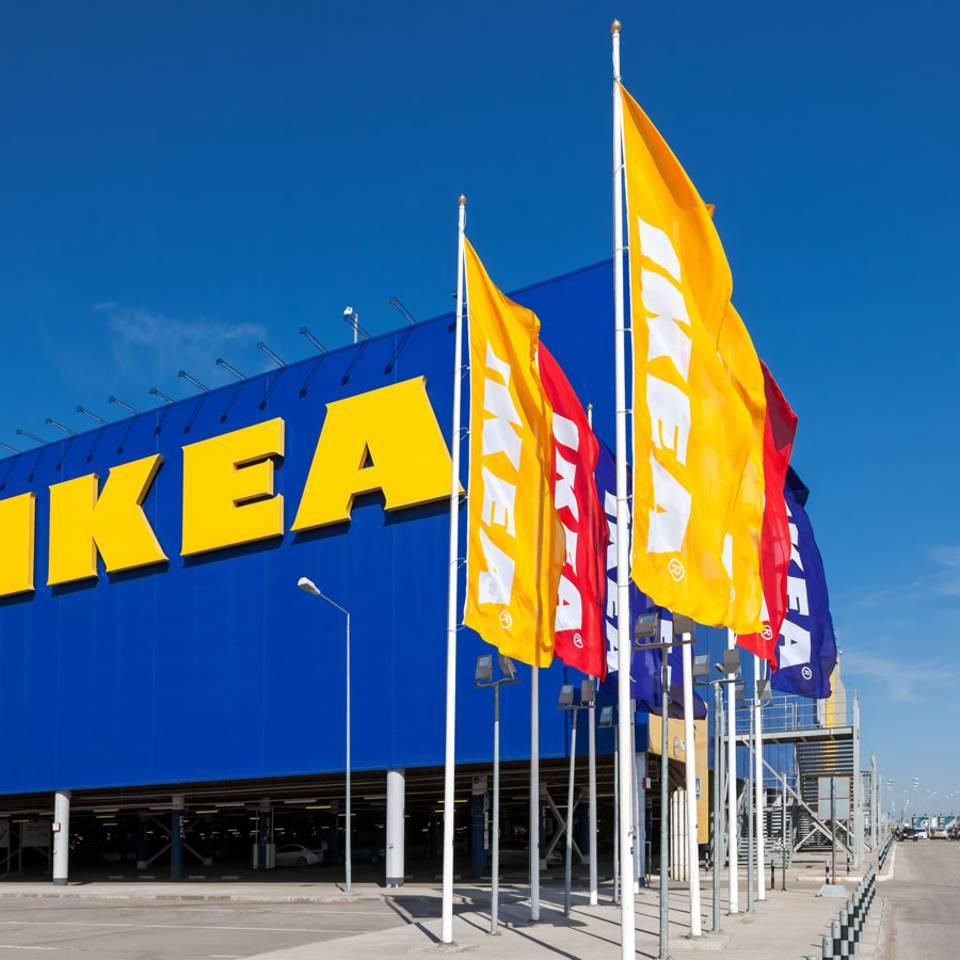 Ikea hat jetzt Hundeparkplätze