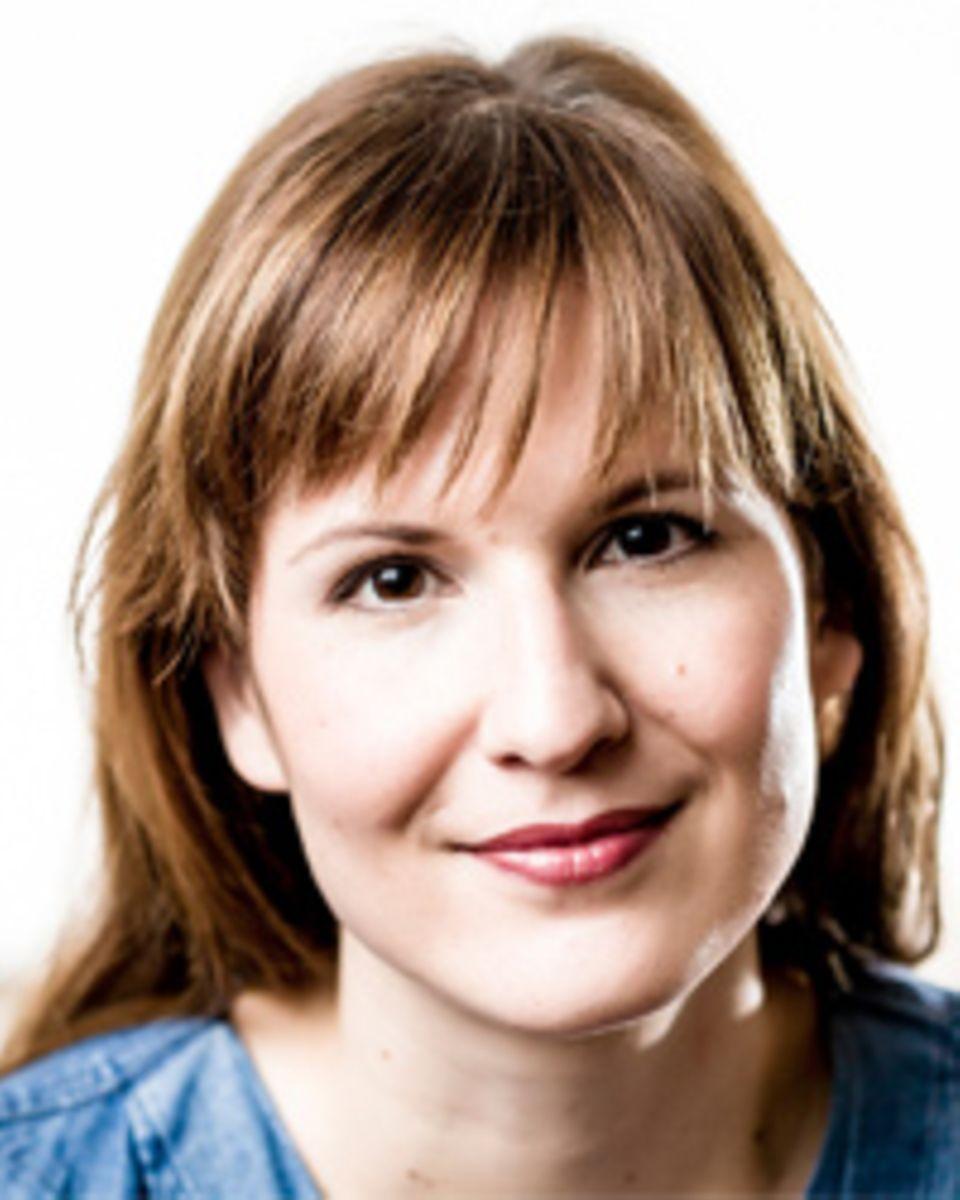 Schon soooo groß!: Autorin Nina Massek hat zwei Kinder, lebt in Berlin und schreibt das satirische Blog Frau Mutter, auf dem dieser Text ursprünglich erschienen ist.