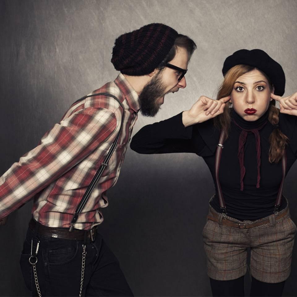 5 Gründe, wieso streitende Paare mehr von der Liebe haben