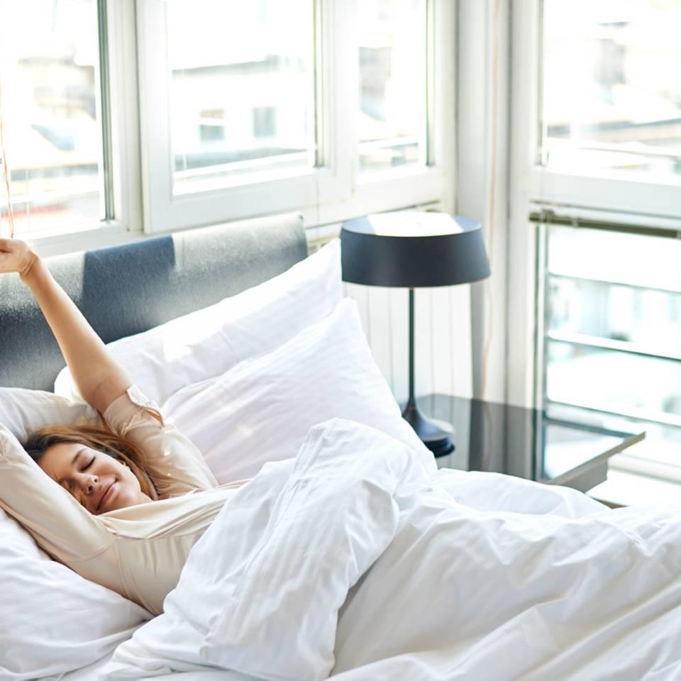 Getrennte Schlafzimmer: Toll oder traurig?