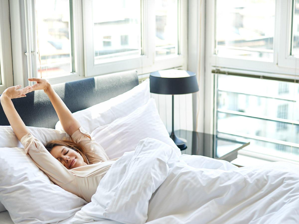 Pro und Contra: Getrennte Schlafzimmer: Toll oder traurig? | BRIGITTE.de