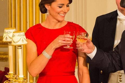 Prinzessin Kate macht ihrem Namen alle Ehre