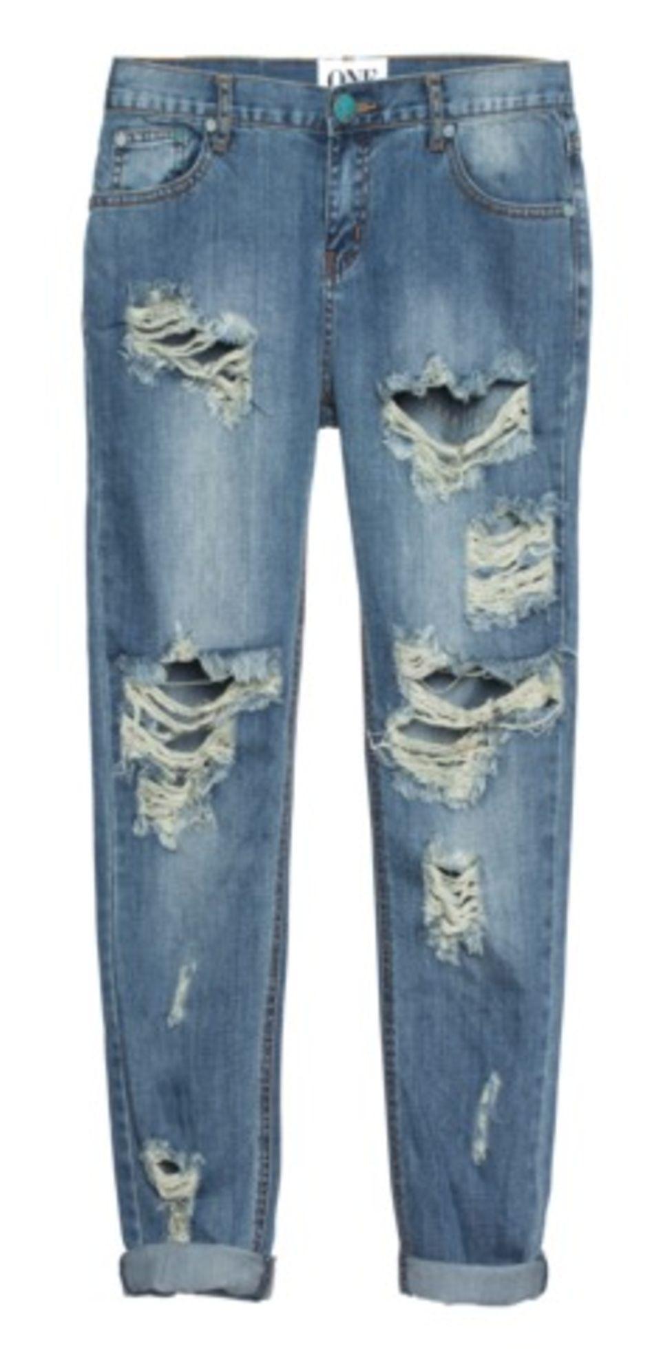 Diese 5 Jeans-Trends solltet ihr jetzt im Schrank haben