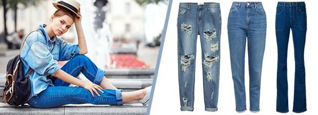 abfc0ded8730 Neue Modelle  Diese 5 Jeans-Trends solltet ihr jetzt im Schrank haben