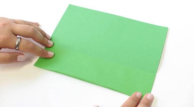 Brief Falten Ohne Kleben : Briefumschlag falten so geht s brigitte