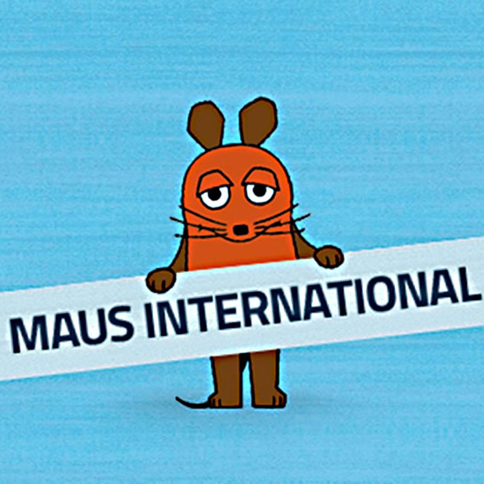 Die Maus erklärt Flüchtlingskindern die Welt