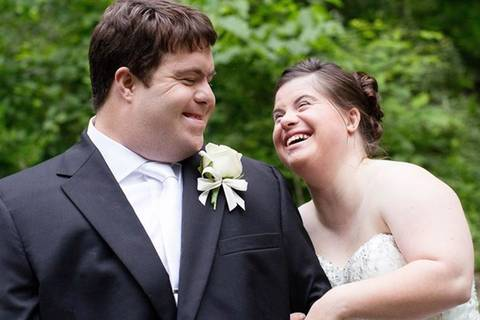 Warum der Vater dieser Braut am Hochzeitstag besonders stolz ist