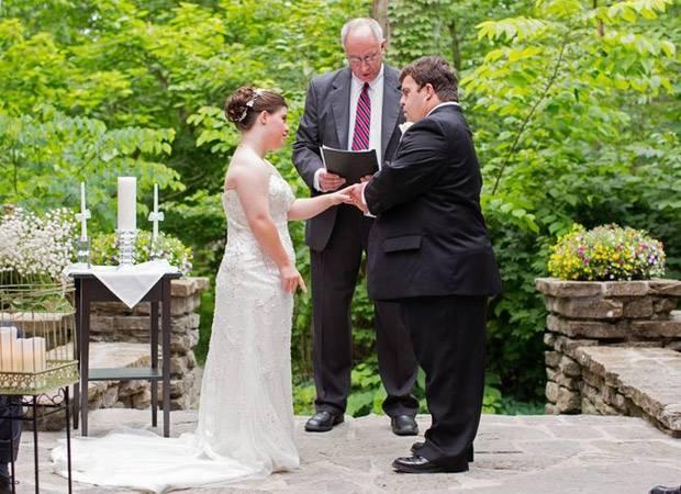 Stolzer Papa: Warum der Vater dieser Braut am Hochzeitstag besonders stolz ist