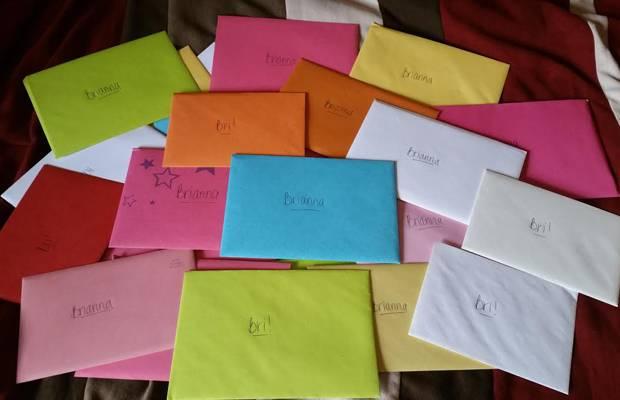 Briefe Für Leonie : Unheilbar krank ein brief für jeden moment in dem du