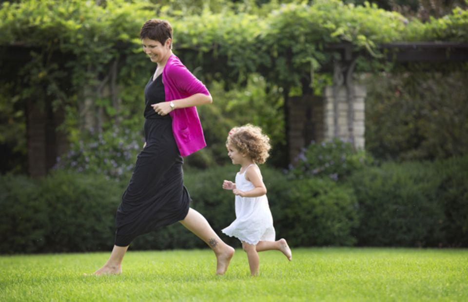 Heather versucht, für ihre Tochter Bri so viele schöne Erinnerungen wie möglich zu schaffen.