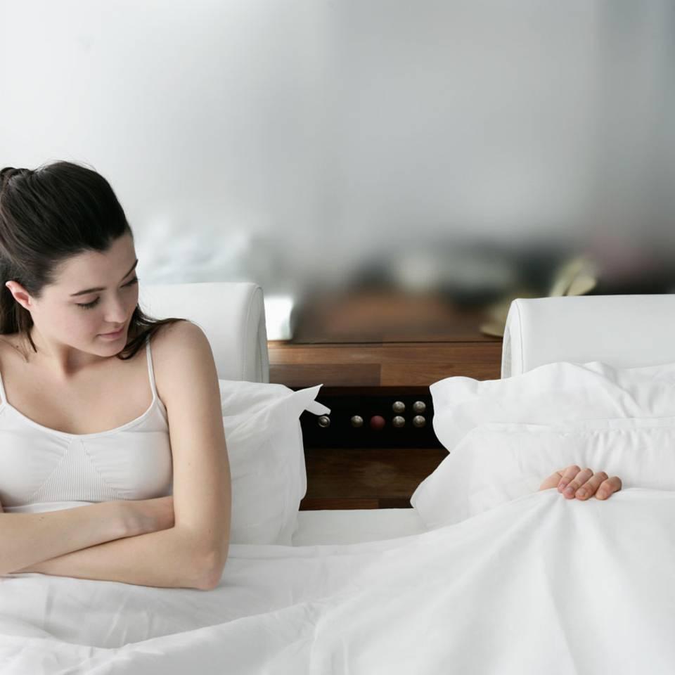 Sexout: Was tun, wenn der Sex einschläft?