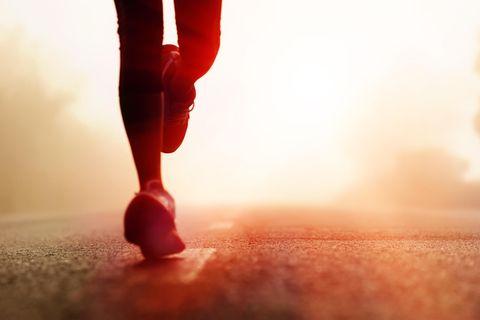Warum Kiran Gandhi ohne Tampon Marathon lief