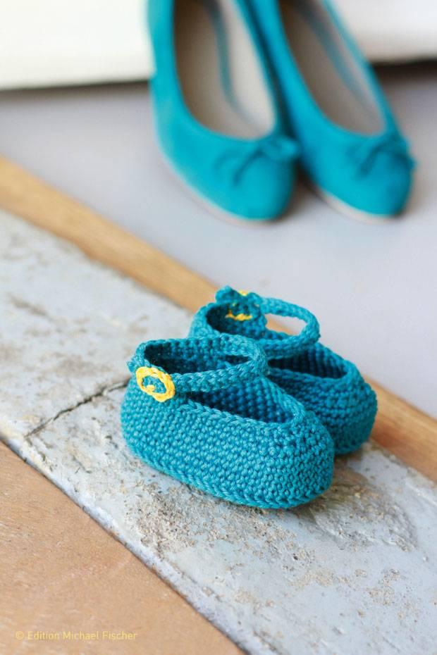 Babyschuhe häkeln: Sind die niedlich   BRIGITTE.de