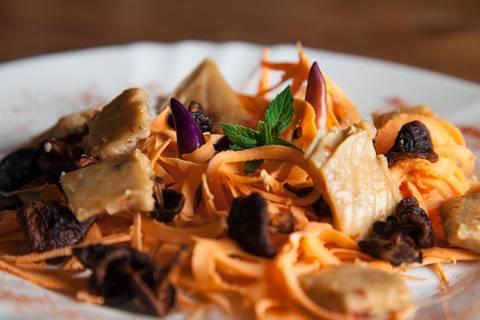 Glutenfrei genießen: Süßkartoffel-Pasta