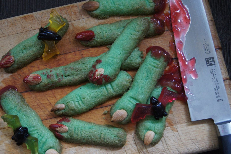 Halloween Rezepte Finger.Rezept Hexenfinger Backen Fur Halloween Brigitte De