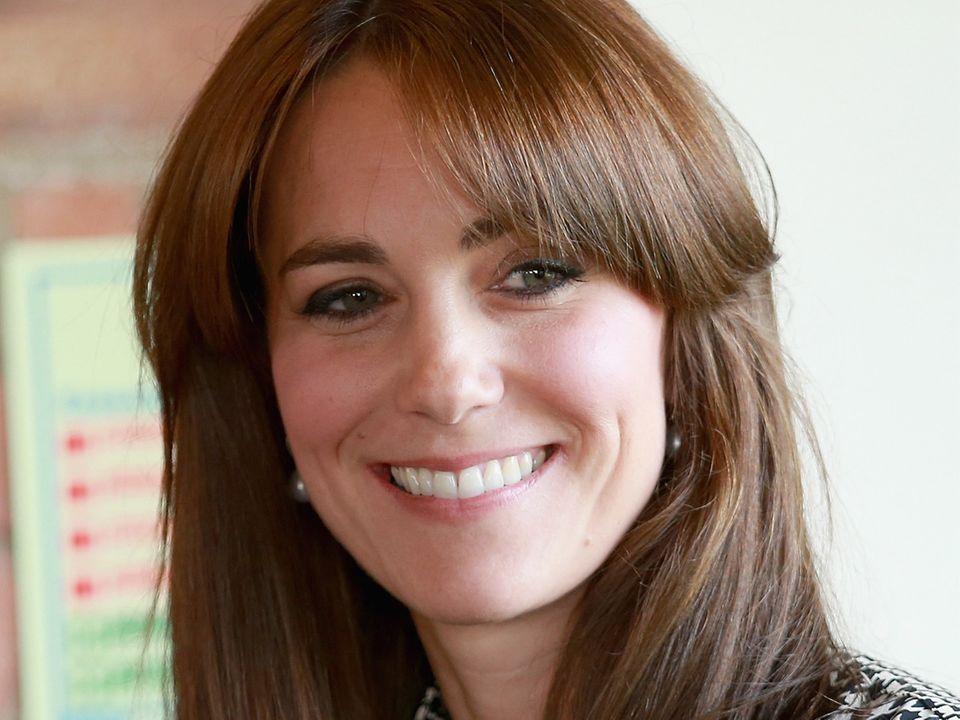 Kate Middleton hat eine neue Frisur